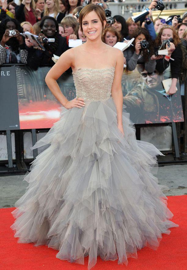 Kaunis Emma Watson työskentelee myös mallina.