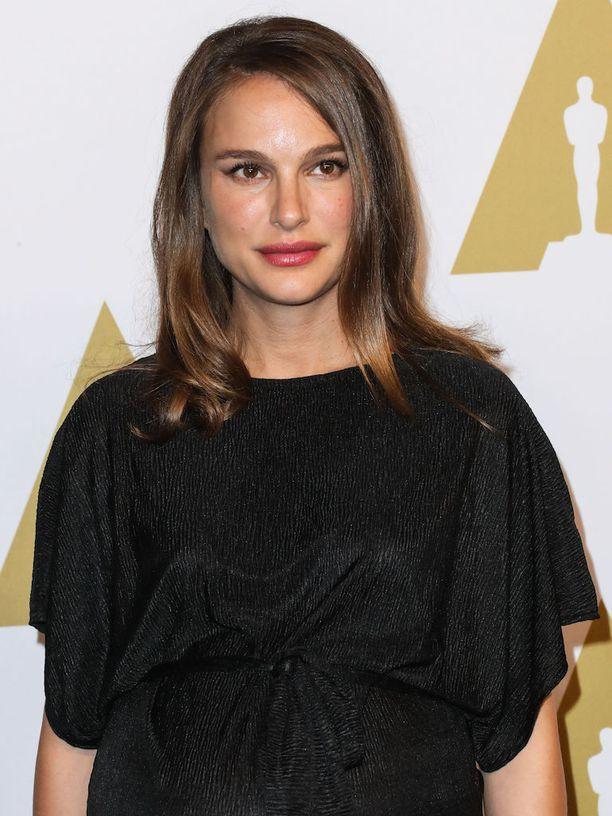 35-vuotias Natalie Portman on näytellyt 12-vuotiaasta.