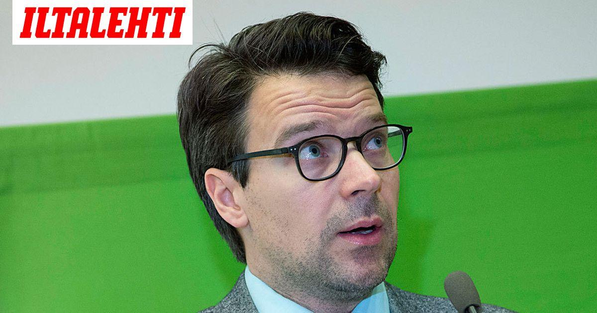 Ville Niinistö Eurovaalit 2021