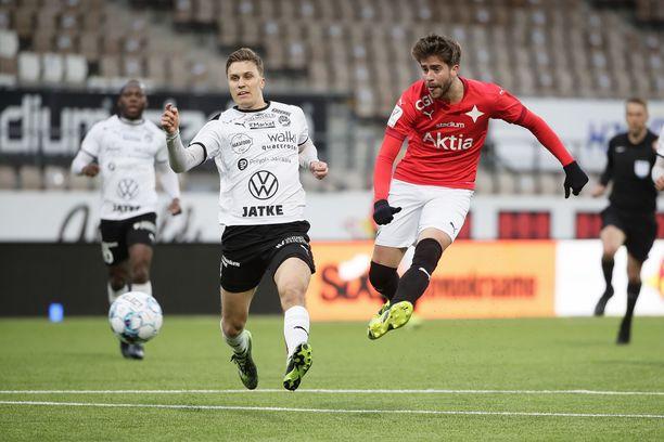 FC Haka ja HIFK eivät pelaakaan perjantaina.