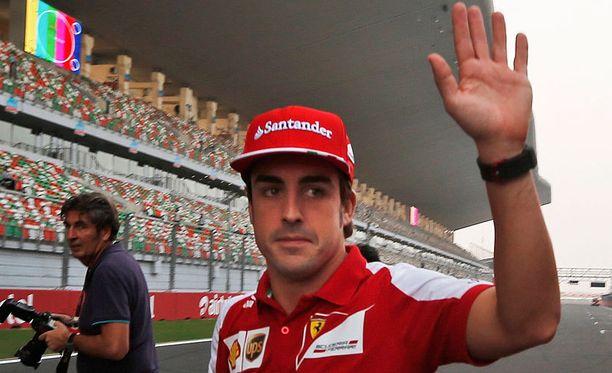 Fernando Alonso uskoo olevansa parhaimmillaan juuri nyt.