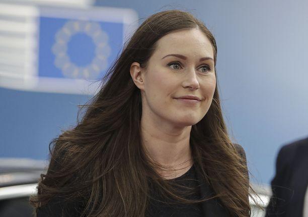 Pääministeri Sanna Marin (sd) edusti Suomea EU:n huippukokouksessa jossa päätettiin koronaelvytyspaketista ja EU:n tulevasta budjetista.