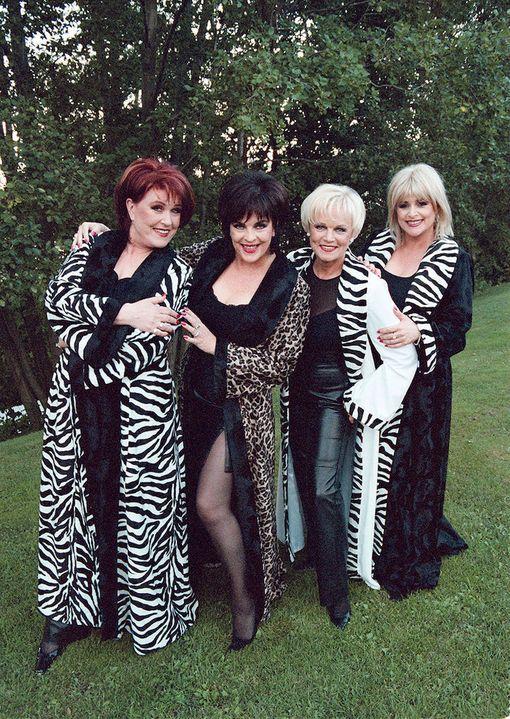 Lea Lavenin, Paulan, Katri Helenan ja Marion Rungin Leidit lavalla oli vahvojen naisartistien vastaveto miesten Mestarit Areenalla -tuotannolle. Nelikko piti 16 konserttia ja keräsi kiertueellaan 80 000 ihmisen yleisön.
