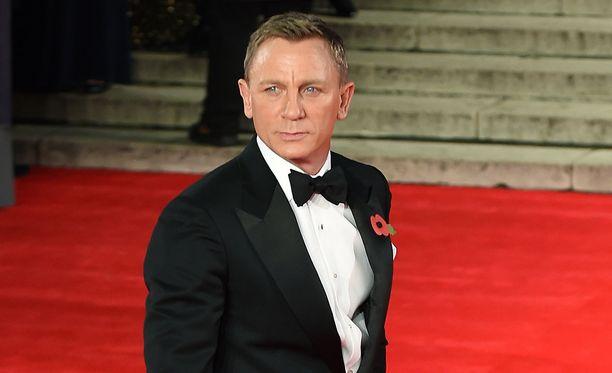 Daniel Craig nähdään tulevassa Bondissa agentti 007 roolissa.