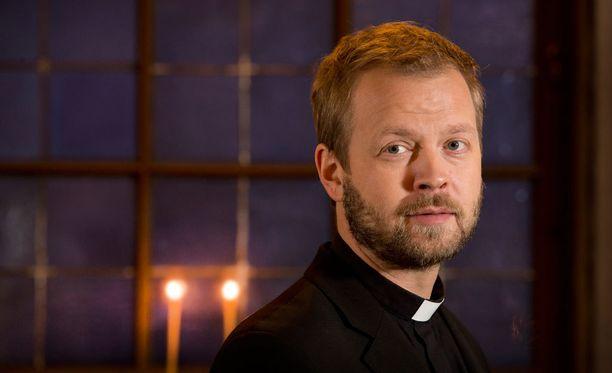 allion kirkkoherra Teemu Laajasalo.
