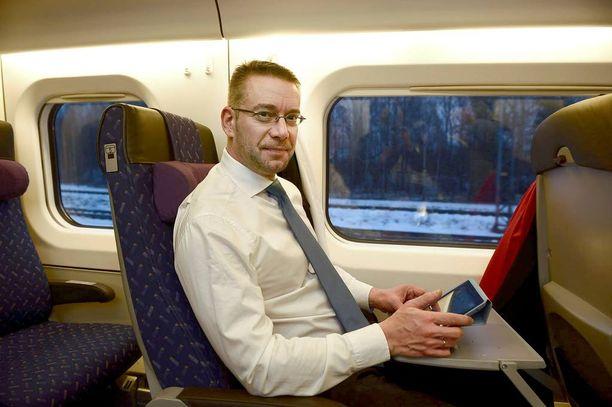 Stefan Wallin, RKP