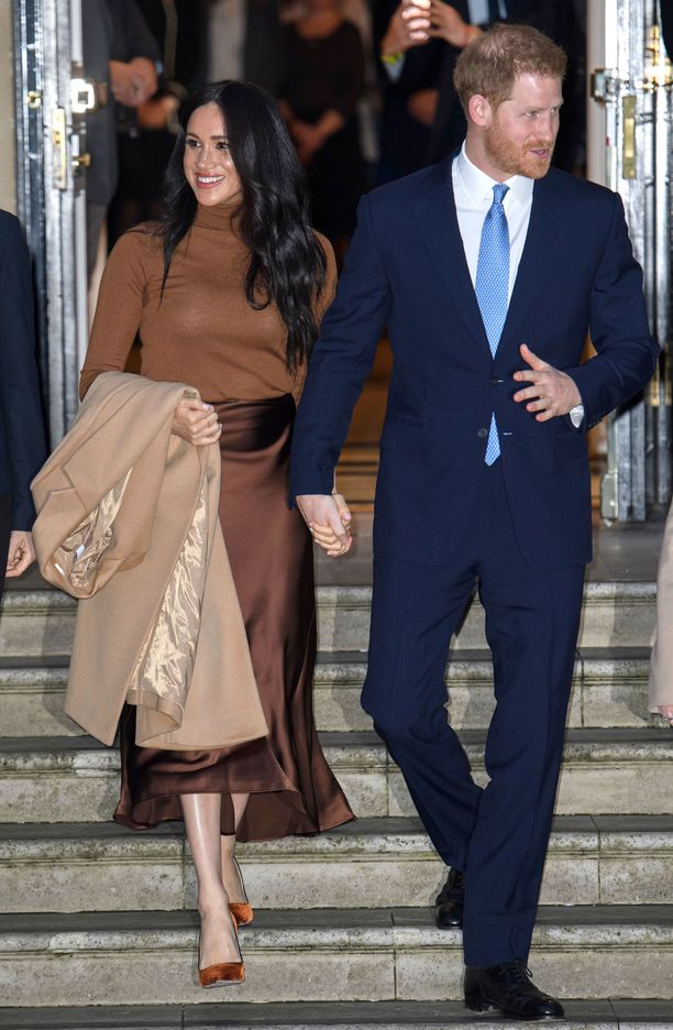 Monissa kohuissa ryvettyneen Prinssi Harryn sijasta kovin kritiikki kohdistuu hänen puolisoonsa Meghaniin.