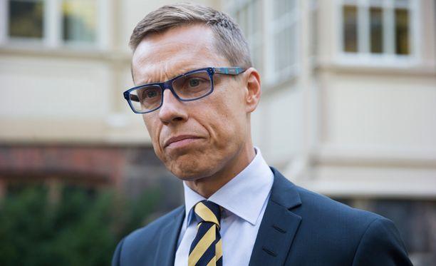 Pääministeri Alexander Stubbin mukaan Suomen tilanne on nyt niin vakava, että seuraavan hallituksen on saatava aikaan liikettä
