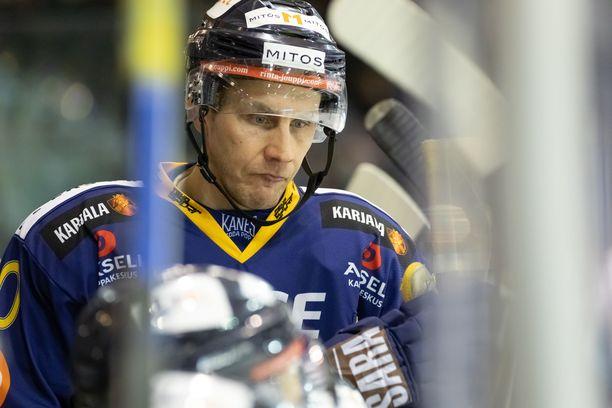Marko Kauppinen on uusi jukuriluotsi.