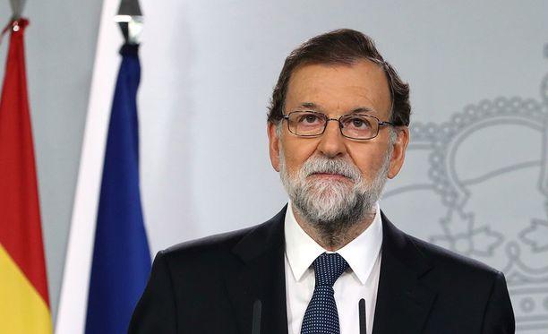 Espanjan pääministeri Mariano Rajoyn kanslia ilmoitti, että se ei aio keskustella Katalonian johtajan Carles Puigdemontin kanssa ennen kuin Katalonia luopuu itsenäistymispyrkimyksistään.