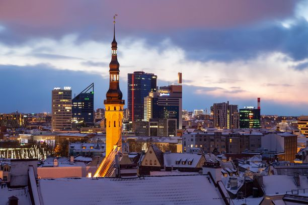 Tallinna sopii talvikohteeksikin.