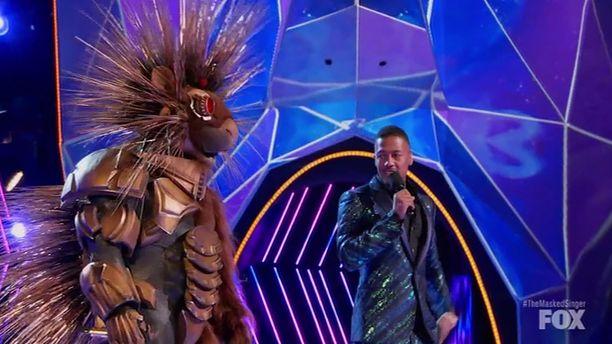 Masked Singer -ohjelman yhdysvaltalaisversiossa tehtiin tiistaina jälleen jännittävä paljastus.