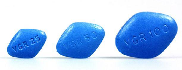 Pfizer halusi 50 mg:n Viagrasta reseptivapaan lääkkeen.