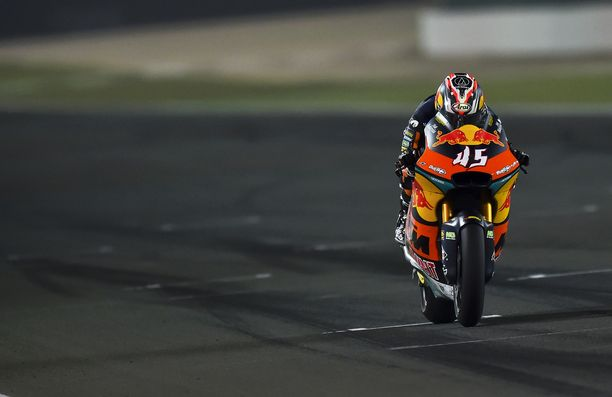 Tetsuta Nagashima nappasi Ajo Motorsportille kauden ensimmäisen Moto2-osakilpailuvoiton.