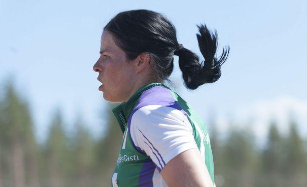 Krista Pärmäkoski on todella monipuolinen huippu-urheilija.