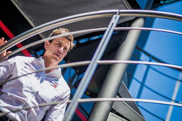 Itävallan GP oli kauden ensimmäinen, josta Mercedes ei ottanut voittoa. Toto Wolff kehuu kisaa silti erinomaiseksi kilvanajoksi.