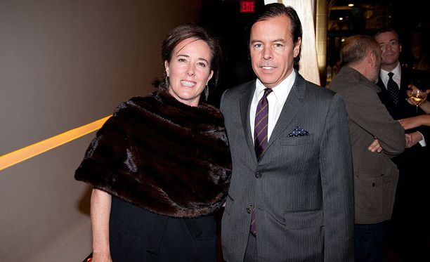 Kate ja Andy Spade olivat yhdessä 35 vuotta.