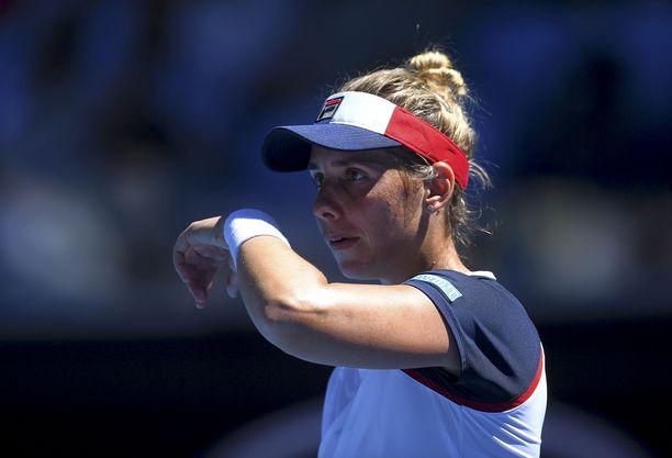 Marina Erakovicin ura ammattilaisena on ohi.