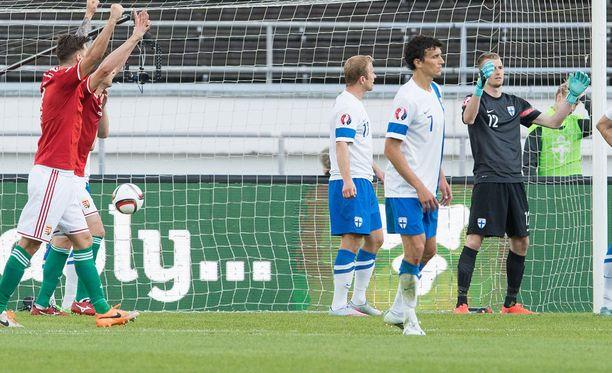 Unkari on tehnyt Suomelle monta tuskallista viime hetken maalia.