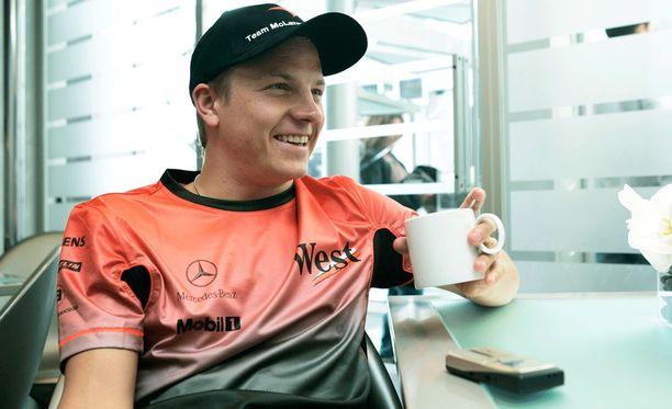 Kimi Räikkönen murtautui formuloiden terävimmälle huipulle kaudella 2005.
