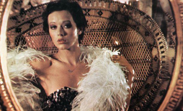 Sylvia Kristel muistetaan ennen kaikkea Emmanuelle-elokuvasta.