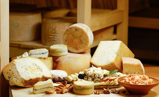 Kuvan juustot eivät liity tapaukseen.