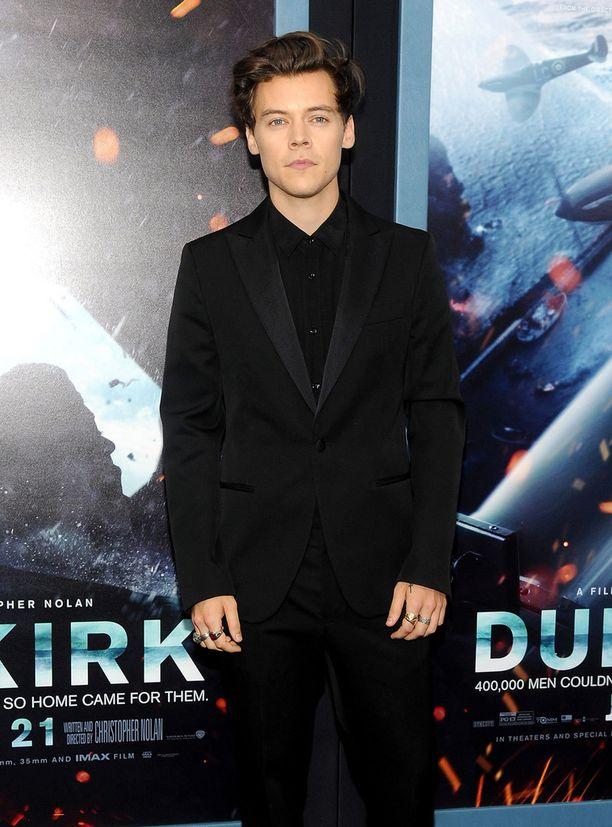 Harry Styles saattaa hyvin olla seuraava James Bond.