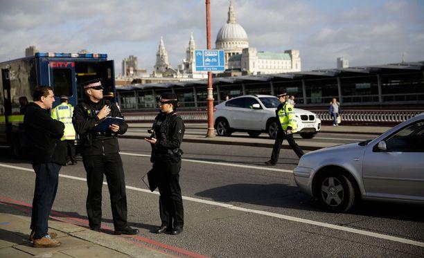 Poliisilla oli vasta menneellä viikolla edellinen turvallisuusoperaatio samalla alueella, jolla kolme miestä lauantaina otettiin kiinni.