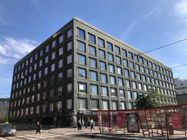 Alvar Aallon suunnittelema Sähkötalo on kaupan.