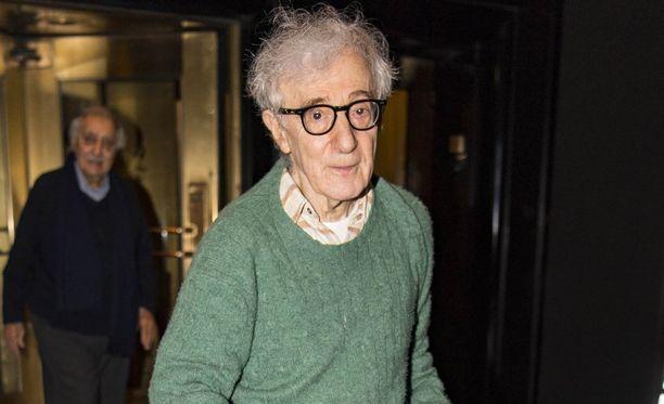 Ohjaaja Woody Allen ei vaikuta haikailevan eläkepäivien perään.