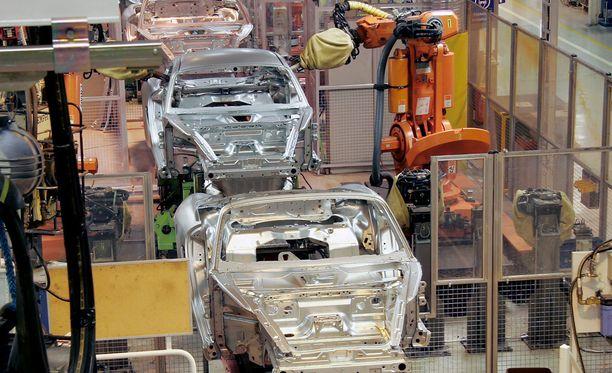 Valmet Automotive käynnistää tänään rekrytointikampajan