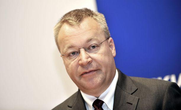 Stephen Elop jättää Nokian toimitusjohtajan tehtävänsä tästä päivästä alkaen.