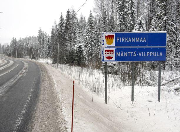Poliisi tutkii tappoa Mänttä-Vilppulassa.
