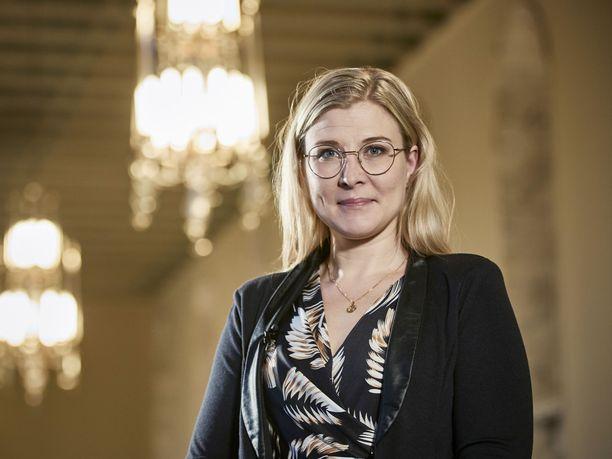 SDP:n varapuheenjohtajaa Niina Malmia epäillään rikoksesta.