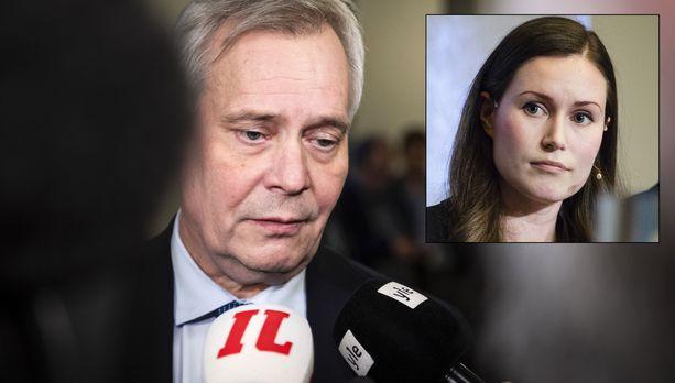 Antti Rinne on Suomen Kuvalehden tietojen mukaan valmis eroamaan pakon edessä pääministerin paikalta ja nostamaan tilalleen liikenne- ja viestintäministeri Sanna Marinin.