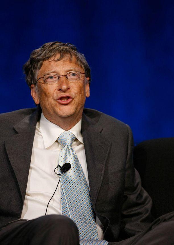 Bill Gates Omaisuus