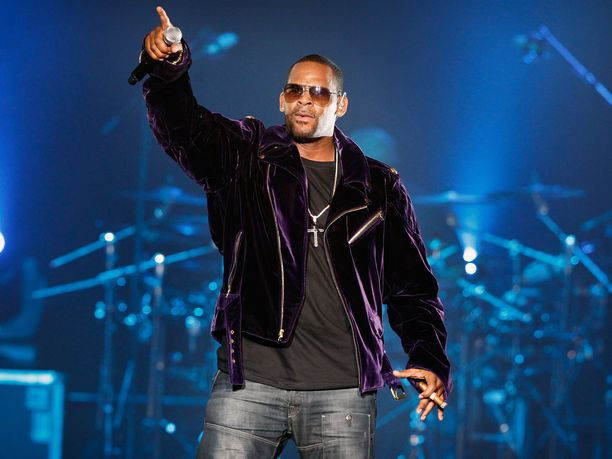 Laulaja R. Kelly on joutunut pidätetyksi maksamattomien elatusmaksujen vuoksi.