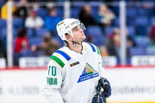 Teemu Hartikainen johdatti Ufan voittoon loppiaisena.