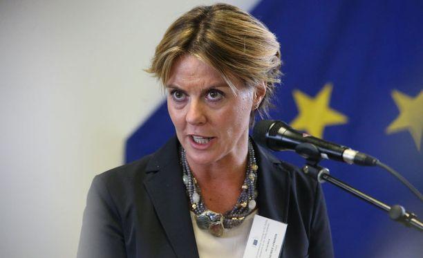 """Italian terveysministeri Beatrice Lorenzin kutsui tapausta """"huipuksi kauhutilastoissa""""."""