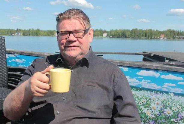 Timo Soini ei keskiviikkona kiistänyt huhua, jonka mukaan hän olisi perustamassa uutta Suomen Maaseudun Puoluetta.