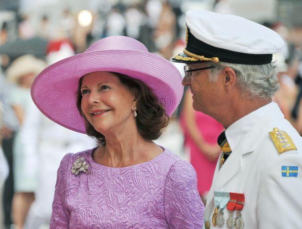 Monacon vierailu vuonna 2011.