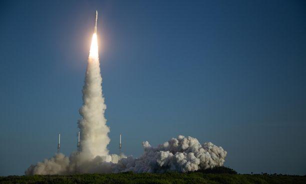 Nasan Perseverance lähti matkaan Marsia kohti jo viime kesänä.