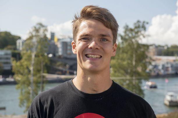 Pekka Hyysalo on keskittynyt kesällä treenaamiseen.