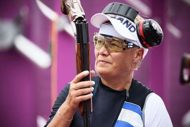 Satu Mäkelä-Nummela on yhä tuorein suomalainen kesäkisojen olympiavoittaja. Hän kisasi torstaina Japanissa samaan aikaan, kun Mattsson ui pronssia.