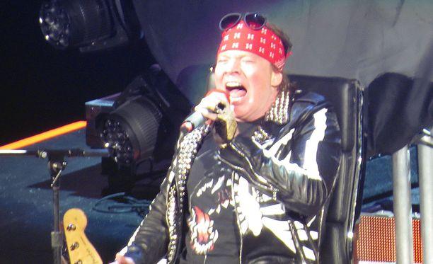 Axl Rosen ja Guns N' Rosesin paluu on sujunut mallikkaasti vastoinkäymisistä huolimatta.