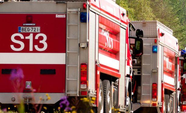 Asukkaat ja sivulliset toimivat esimerkillisesti tulipalotilanteessa, kiittelee Pohjois-Karjalan pelastuslaitoksen päivystävä palomestari. Kuvituskuva.