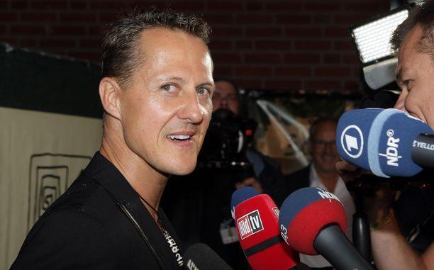 Michael Schumacherin terveydentila on ollut mysteeri jo vuosikausia.