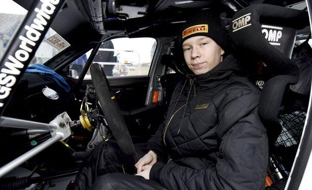 Kalle Rovanperä voitti sensaatiomaisesti Mikkelin SM-rallin.
