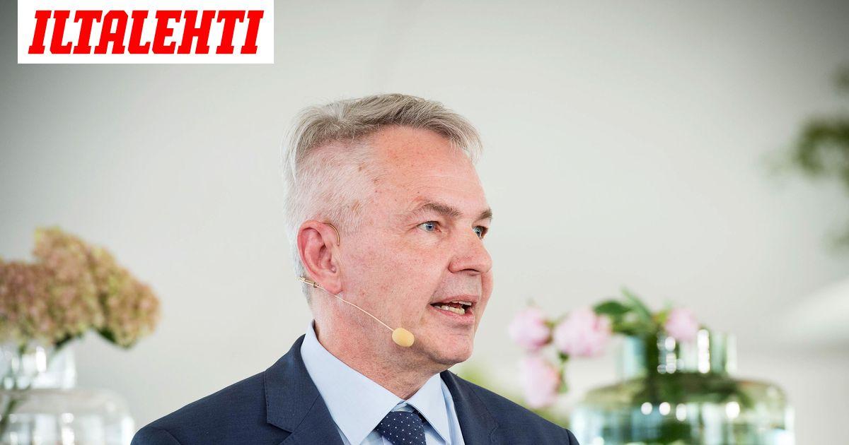 Ulkoministeri Haavisto keskustan kuultavaksi eduskuntaan - onko...