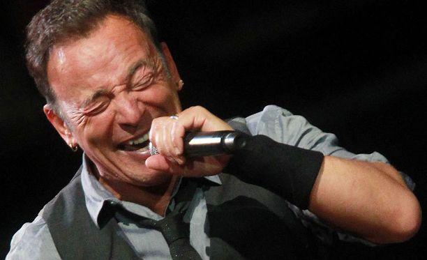 Bruce Springsteen hemmottelee turkulaisia keväällä.